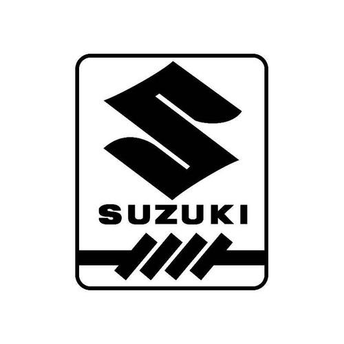 Suzuki2 Logo Jdm Decal