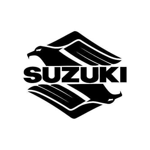 Suzuki Intruder Logo Jdm Decal