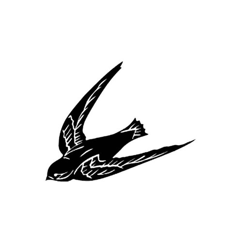 Swallow S Decal
