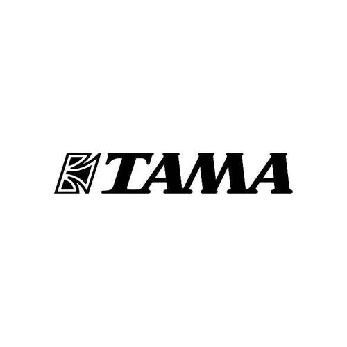 Tama Logo Jdm Decal