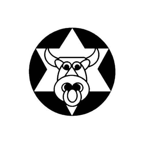 Taurus B S Decal