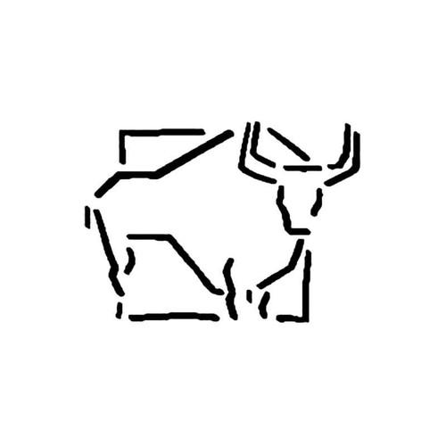 Taurus C S Decal