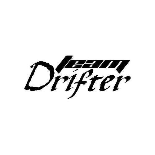 Team Drifter Jdm Jdm S Decal