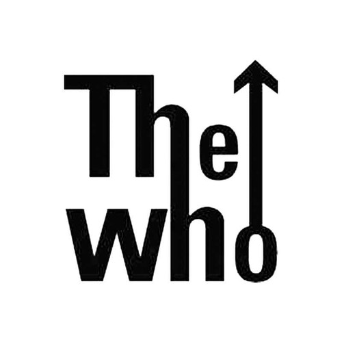 The Who S Decal
