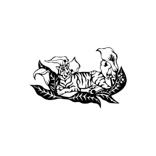 Tiger Lily S Decal