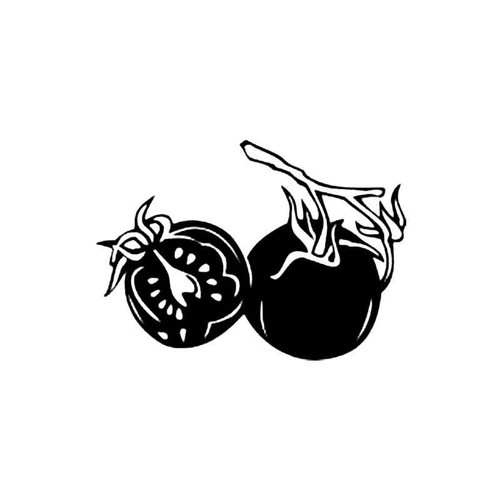 Tomatoes B S Decal