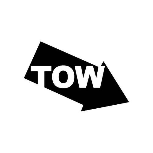Tow Arrow Jdm Jdm S Decal