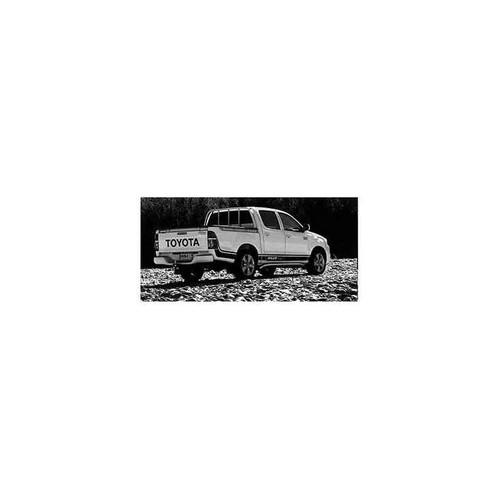 Toyota Hilux Edge Ghic Decal