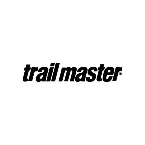 Trail Master Logo Jdm Decal