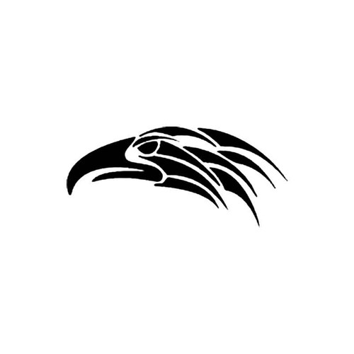 Tribal Bird B S Decal