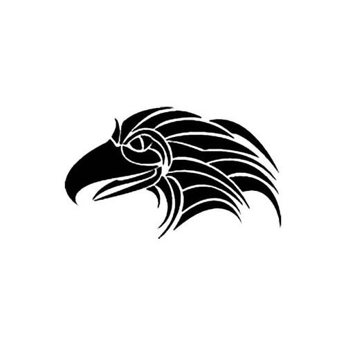 Tribal Bird S Decal