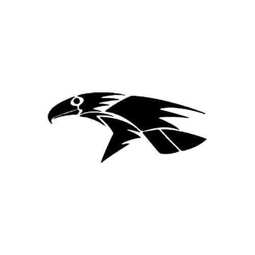 Tribal Bird L S Decal