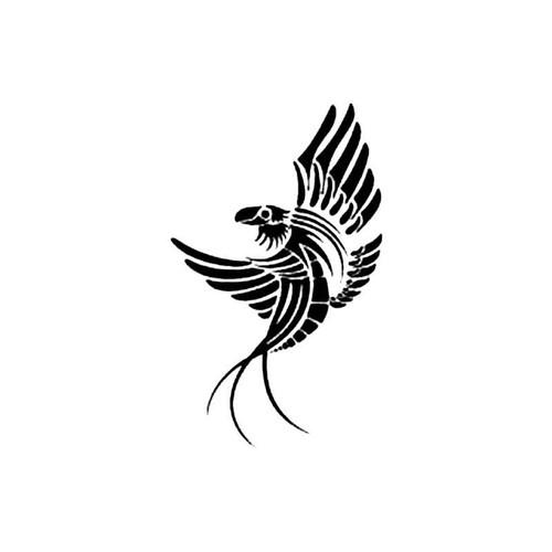 Tribal Bird R S Decal