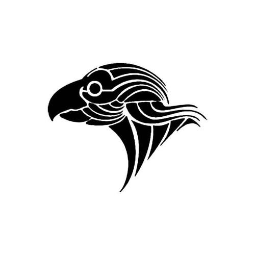 Tribal Bird T S Decal