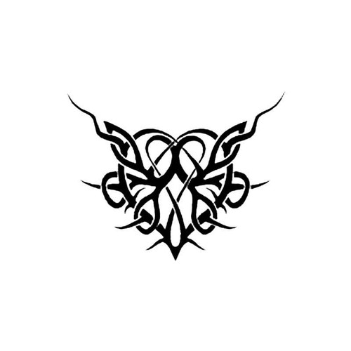 Tribal Bx S Decal