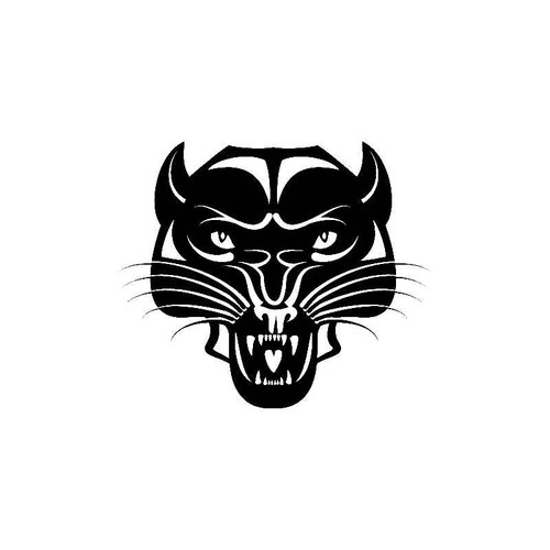 Tribal Cat 2 Decal