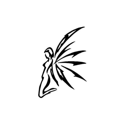 Tribal Fairy Decal