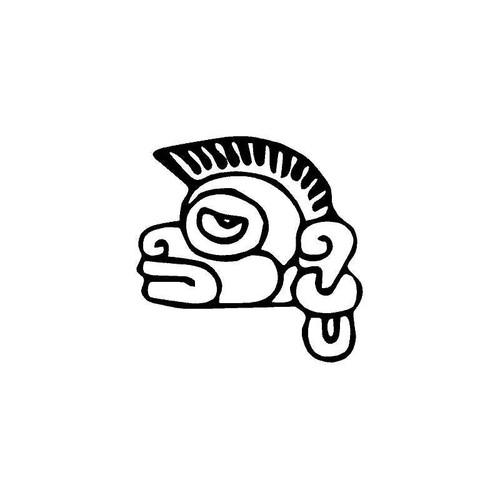 Tribal Monkey Decal