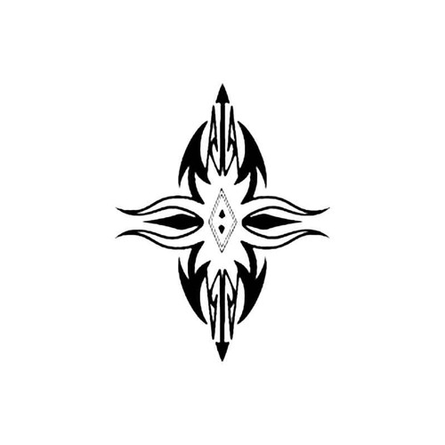 Tribal Q S Decal
