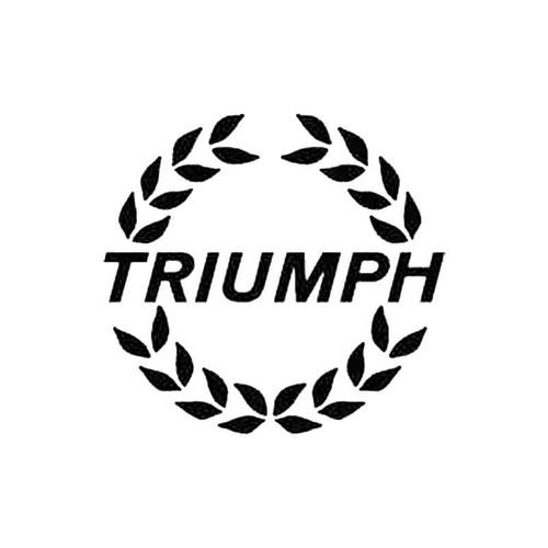 Triumph B S Decal