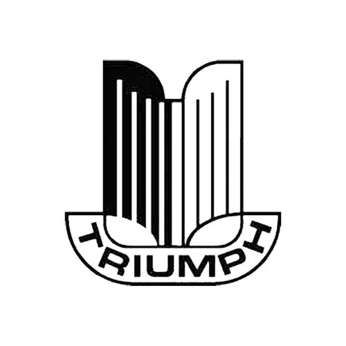 Triumph S Decal