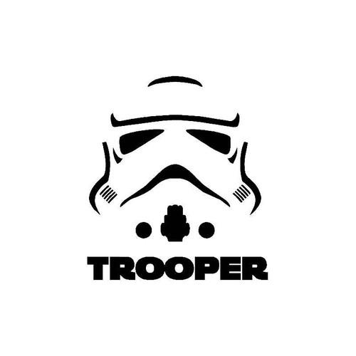 Trooper Decal