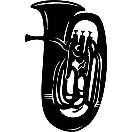 Tuba S Decal