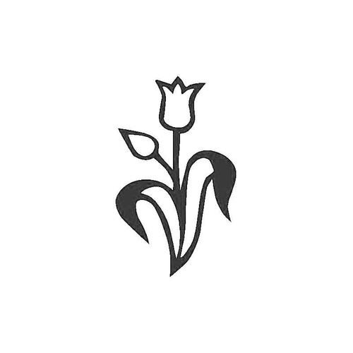 Tulip Decal