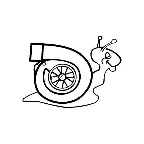 turbo snail jdm decal Scion tC turbo snail jdm jdm s decal