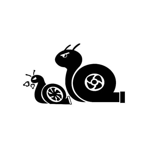 Turbo Snails Jdm Jdm S Decal