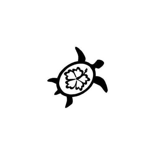 Turtle 4 Decal