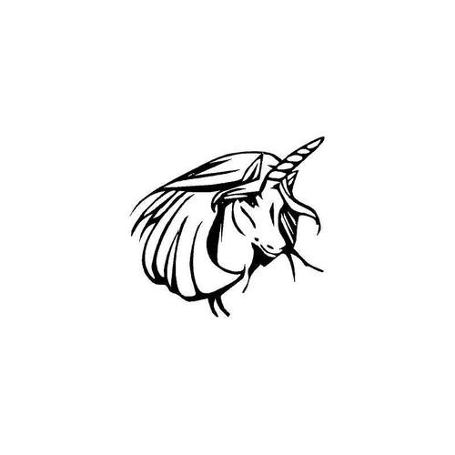 Unicorn 1 Decal