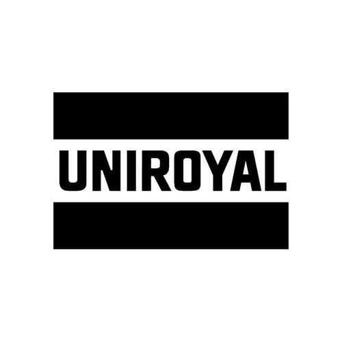 Uniroyal Logo Jdm Decal