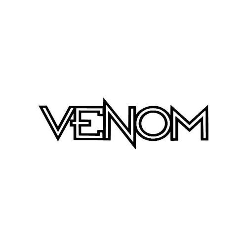 Venom Logo Jdm Decal
