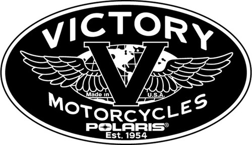Victory Motorcycles Polaris Decal