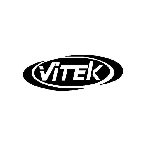 Vitek Wires Logo Jdm Decal