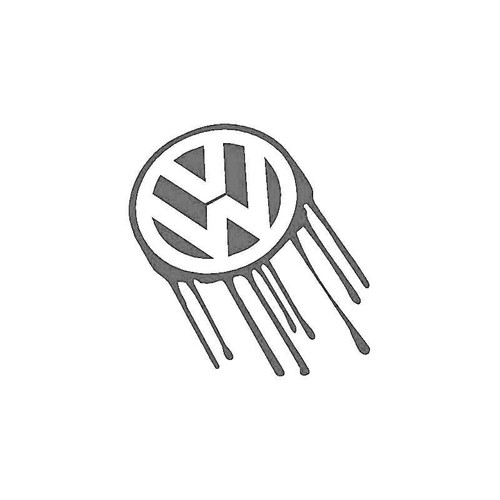 Vw Paint Decal