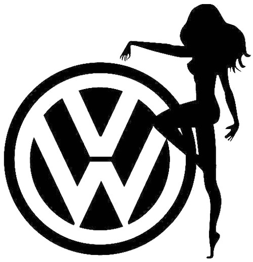 VW Sexy Lady