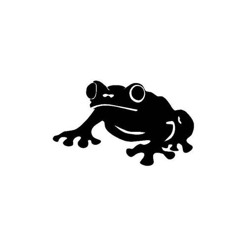 Walking Frog Decal