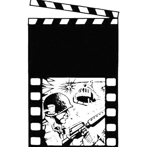 War & Film S Decal