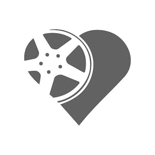 Wheel Heart Jdm Jdm S Decal