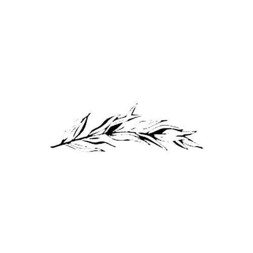 Willow Tree Branch S Decal