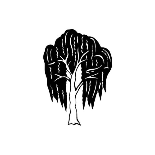 Willow Tree S Decal