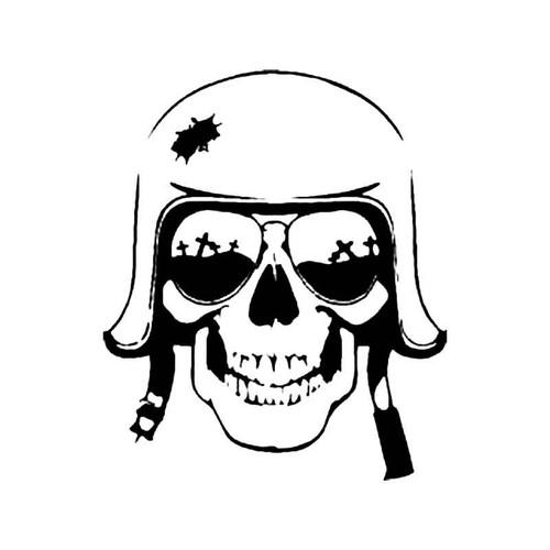 Ww2 Skull S Decal