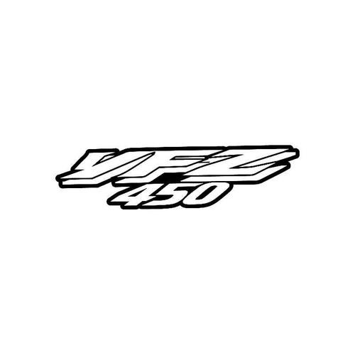 Yamaha Yfz Atv Logo Jdm Decal