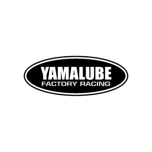 Yamalube Logo Jdm Decal