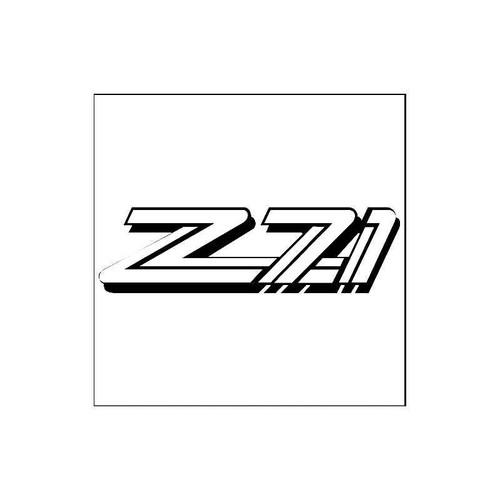Z71 File 2 Logo Jdm Decal