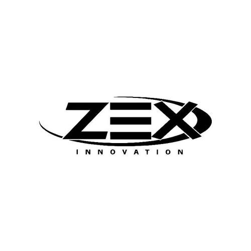 Zex Logo Jdm Decal