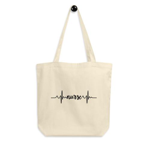 Eco Tote Bag : Nurse 1