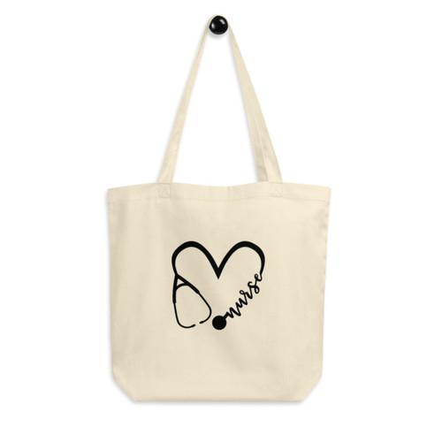Eco Tote Bag : Nurse 2